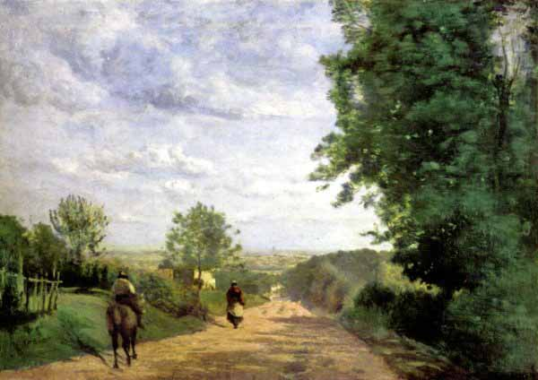 Corot Prints On Canvas Or Paper Uk