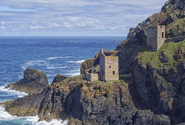 [Botallack - Crowns Engine Houses #10]