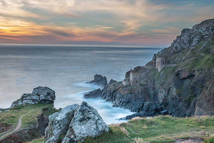 [Botallack - Crowns Engine Houses #12]