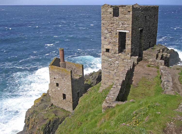 [Botallack - Crowns Engine Houses #13]