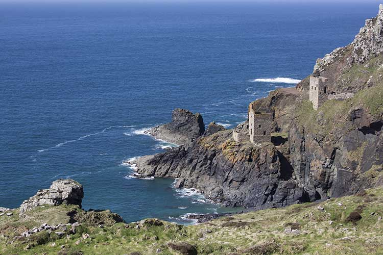 [Botallack - Crowns Engine Houses #2]