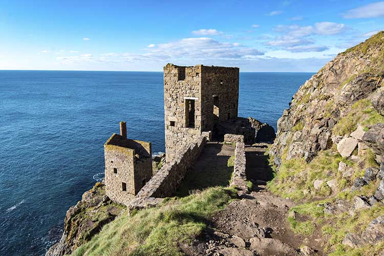 [Botallack - Crowns Engine Houses #4]