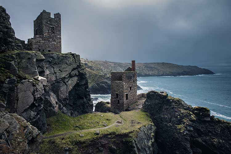 [Botallack - Crowns Engine Houses #5]