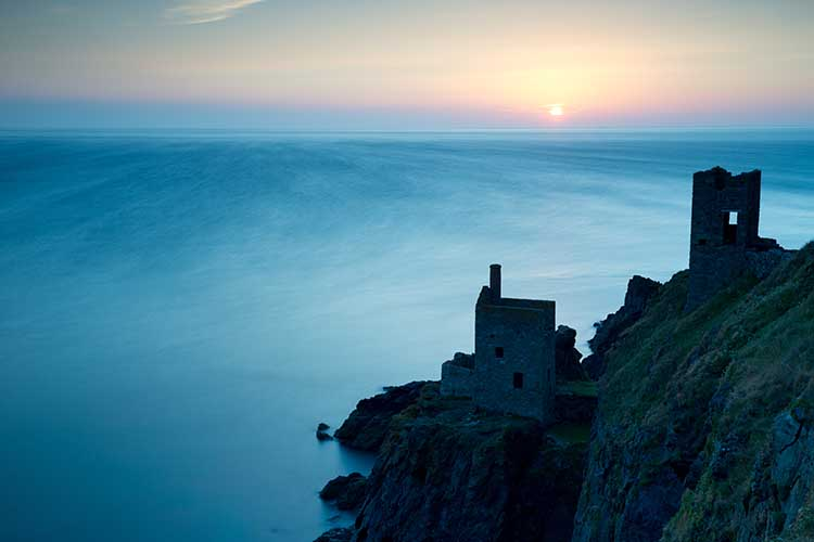 [Botallack - Crowns Engine Houses #6]