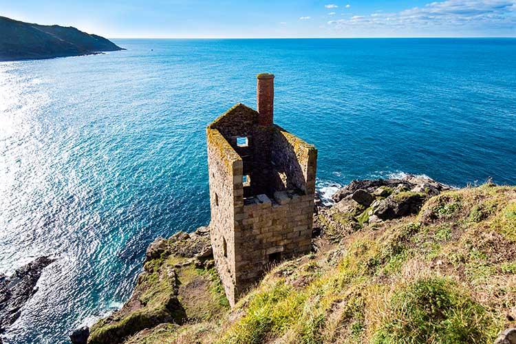 [Botallack - Crowns Engine Houses #7]