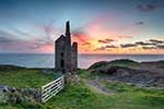 [Botallack - Wheal Owles Sunset #1]