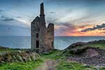 [Botallack - Wheal Owles Sunset #2]