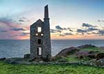 [Botallack - Wheal Owles Sunset #3]