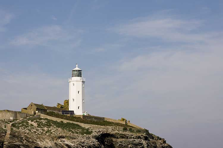 [Godrevy - Lighthouse]