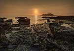 [Godrevy - Sunset #3]