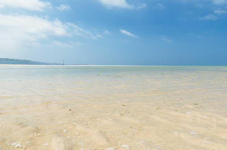 [Hayle - Beach, Low Tide #2]