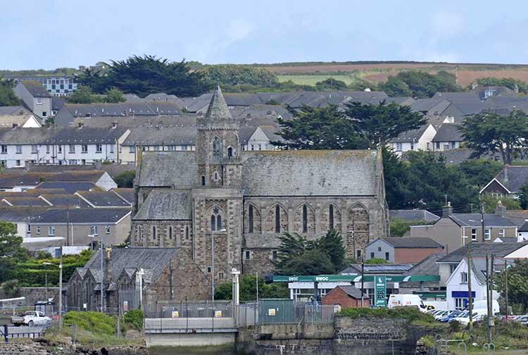 [Hayle - St Elwyn's Church]