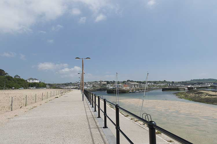 [Hayle - North Quay Walk]