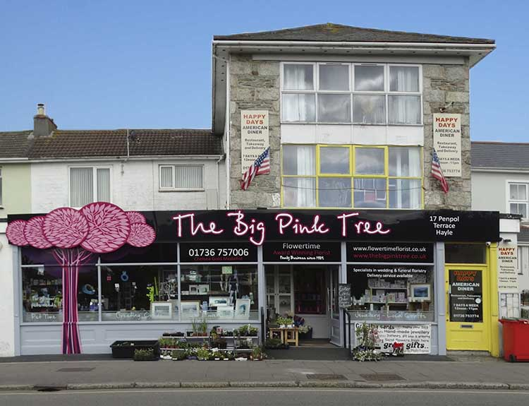 [Hayle - The Big Pink Tree]
