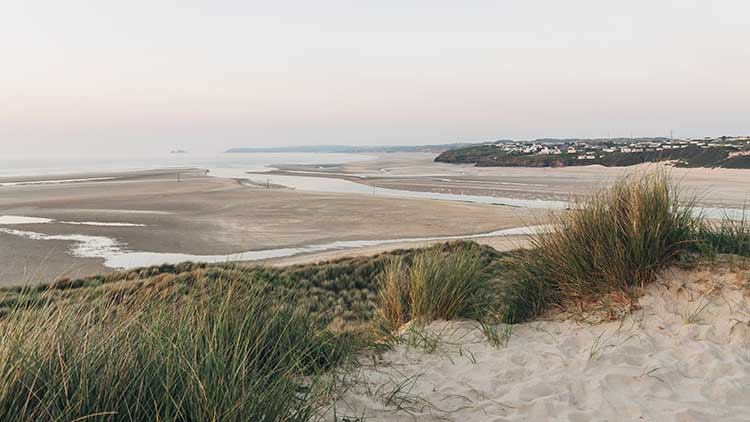 [Hayle - River Mouth Beach #5]
