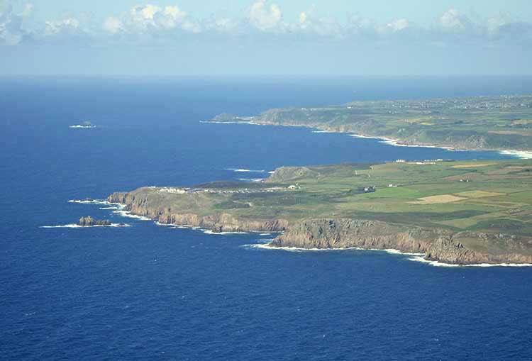 [Land's End - Aerial View #2]