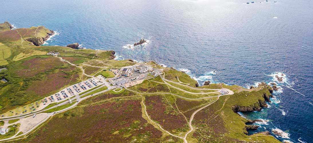 [Land's End - Aerial View]