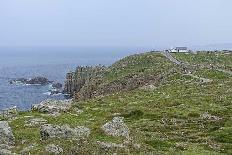 [Land's End, Cornwall - First and Last]
