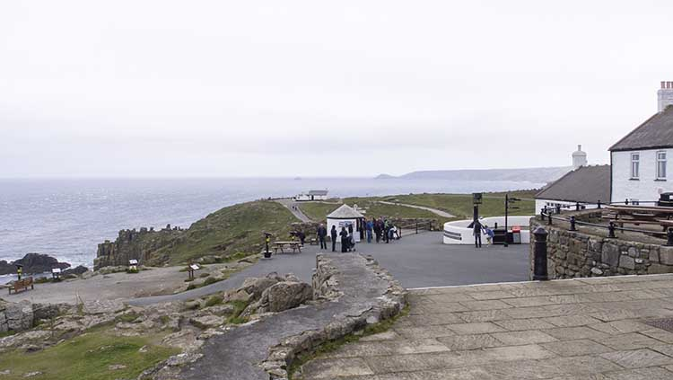 [Land's End, Cornwall - Landmark on the Cliffs #4]