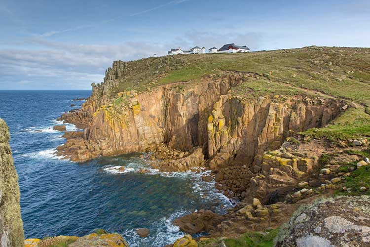[Land's End, Cornwall - Landmark on the Cliffs #6]