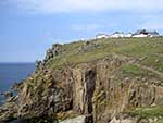 [Land's End - Landmark on the Cliffs]
