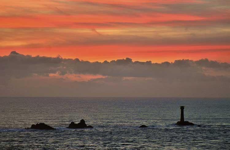 [Land's End - Longships Lighthouse #3]