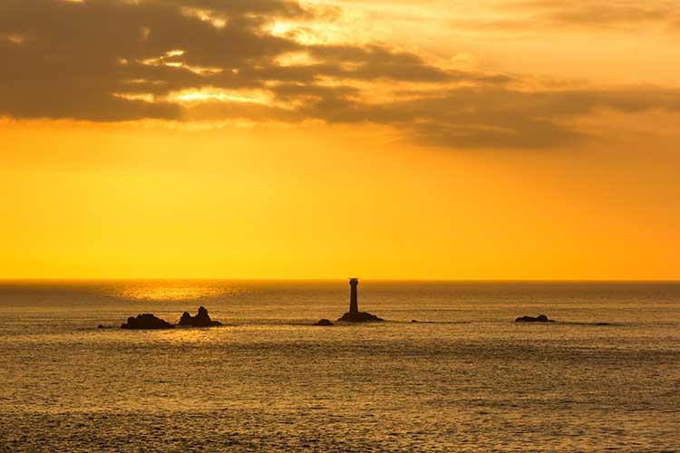 [Land's End - Longships Lighthouse #6]