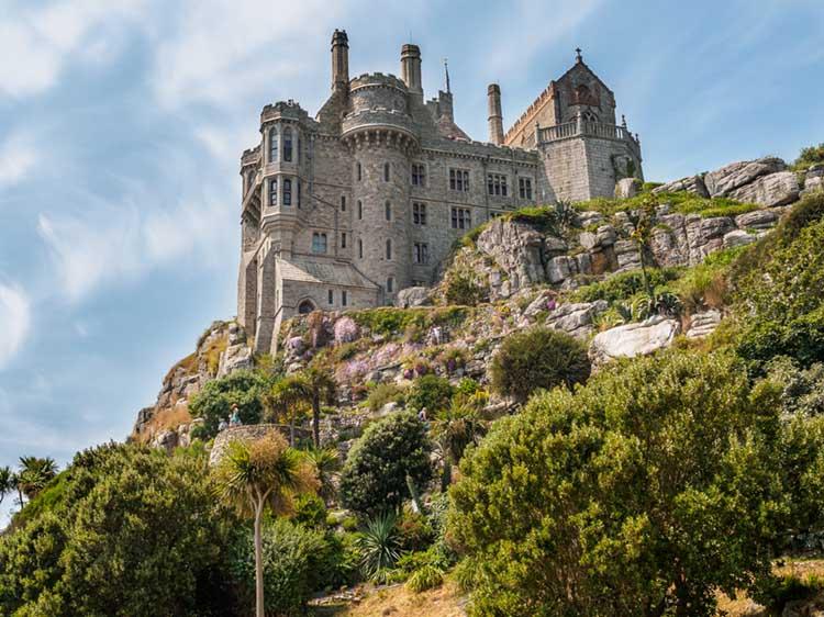 [Marazion - St Michael's Mount Castle #1]