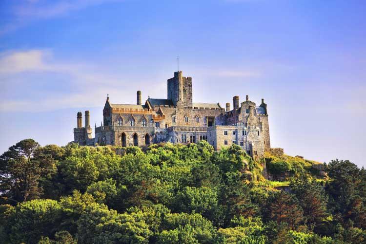[Marazion, Cornwall - St Michael's Mount Castle #3]