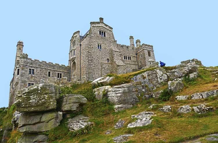 [Marazion - St Michael's Mount Castle #4]