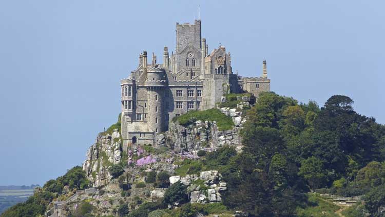 [Marazion - St Michael's Mount Castle #5]