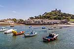 [St Michael's Mount Castle and Village and Harbour]