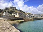 [St Michael's Mount Castle and Village]