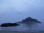 [Marazion Cornwall - Photo of St Michael's Mount]