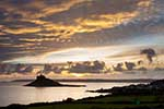 [St Michaels Mount Sunset #1]