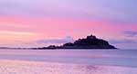 [Sunrise at St Michaels Mount #3]