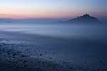 [Sunrise at St Michaels Mount #4]