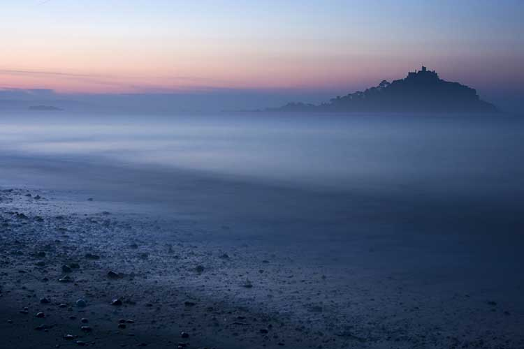 [Marazion, Cornwall - Sunrise at St Michael's Mount #4]