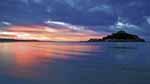 [Sunrise at St Michaels Mount #1]