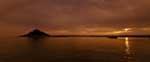 [St Michael's Mount Sunset Panorama]
