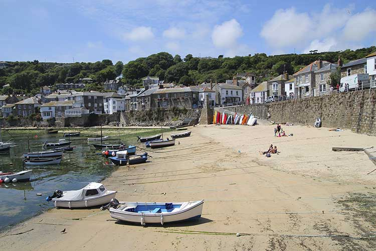 [Mousehole Beach]