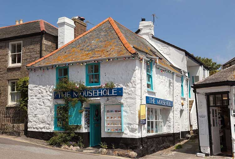 [Mousehole Gift Shop]