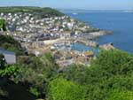 [Mousehole from Raginnis Hill]