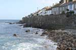 [Mousehole Sea Wall on Gurnick St]