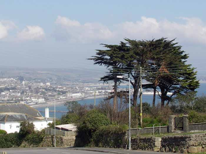 [Newlyn from Chywoone Hill]