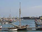 [Photo of Newlyn Harbour]