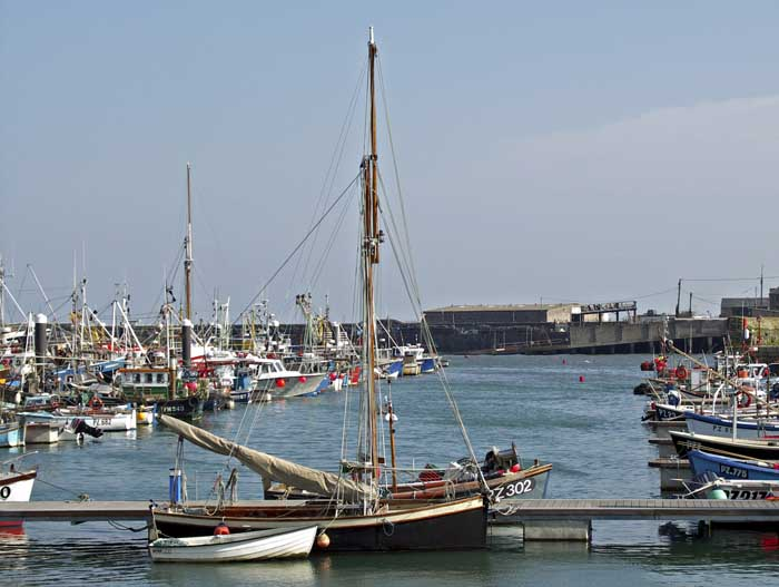 [Newlyn Harbour, Cornwall]