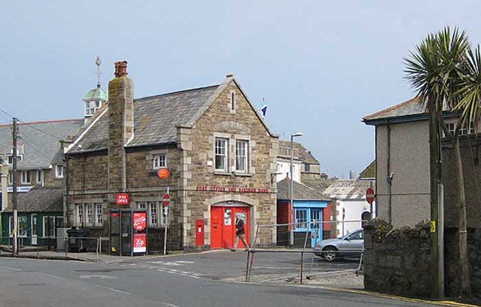 [Newlyn - The Old Post Office]