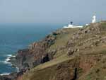 [Pendeen, Cornwall - Lighthouse, Sea Mist]