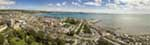 [Penzance Aerial Panorama of the Town]